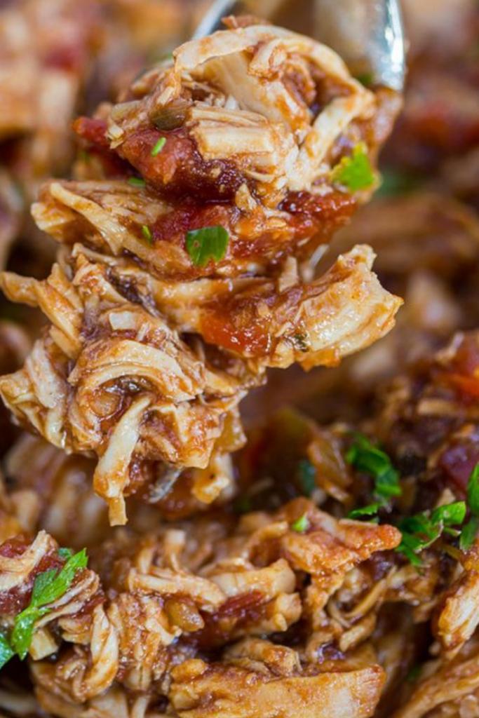 Crock Pot three-Ingredients Balsamic Chicken
