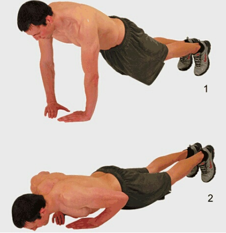 Triceps Workout at Home Diamond Push-up
