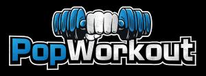 PopWorkOut Logo