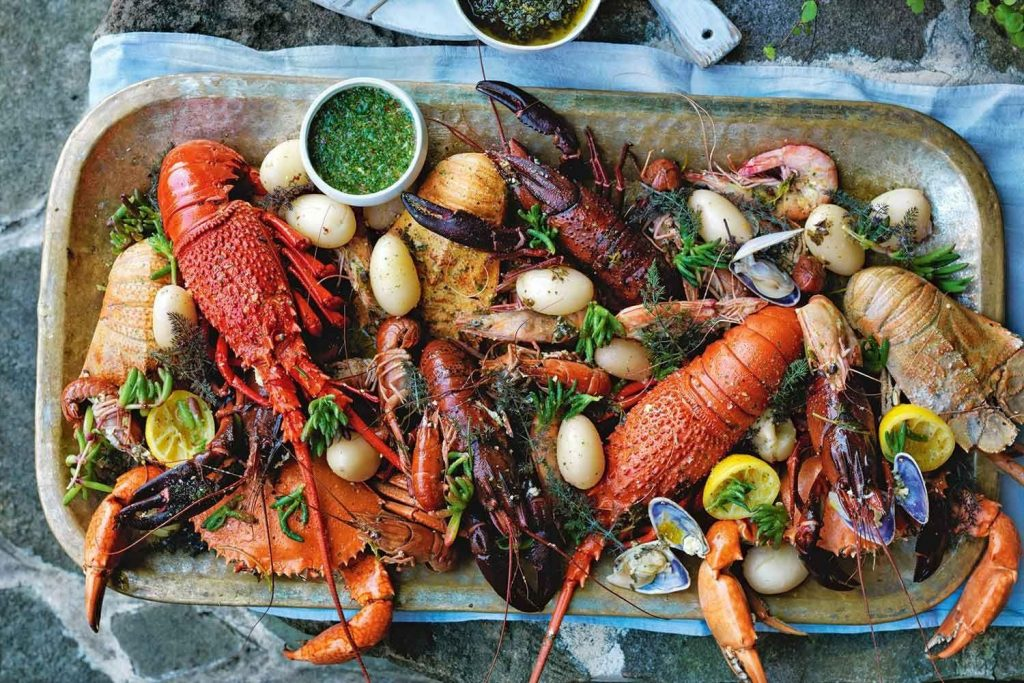 Seafoods