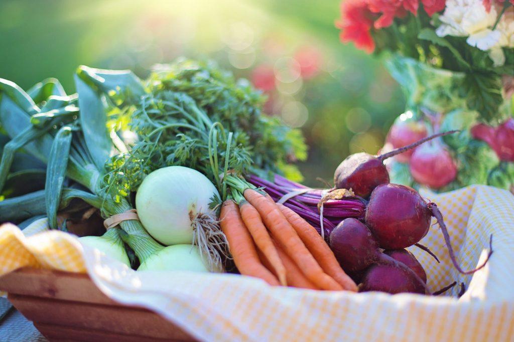 Low-Fiber Vegetables