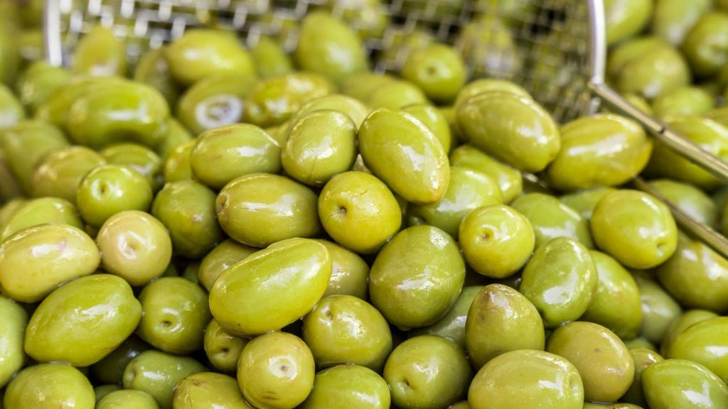 Keto diet shopping list Olives