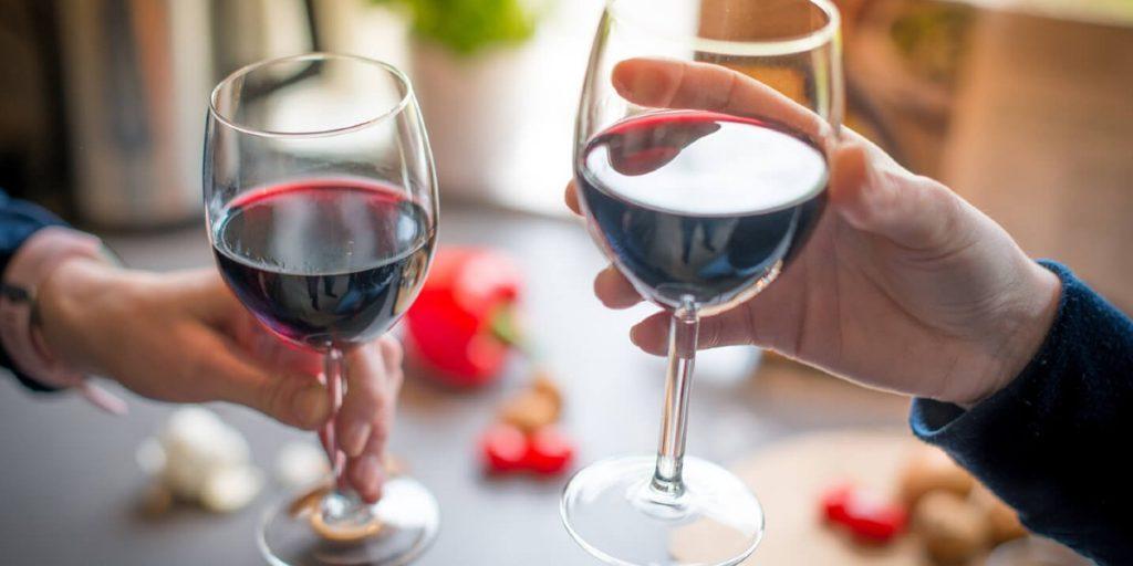 Cut Short on Wine