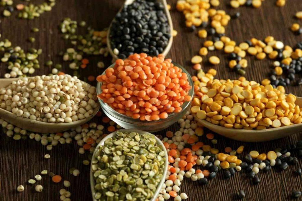 Lentils - Metabolism boosting foods