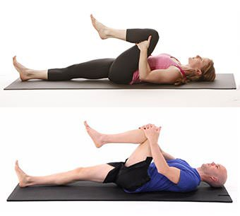 Stretches for Lower Back