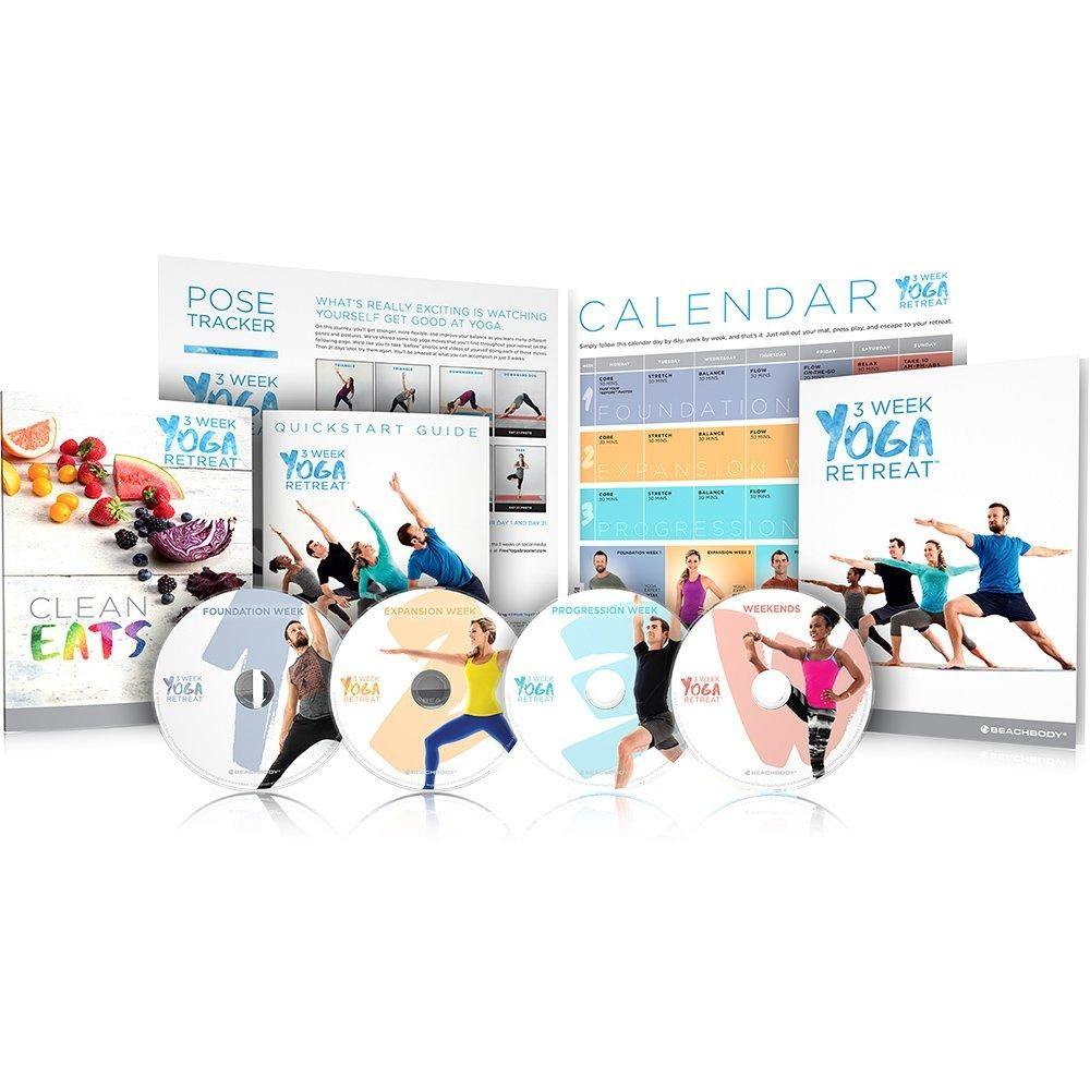BeachBody Yoga Retreat Workout Program