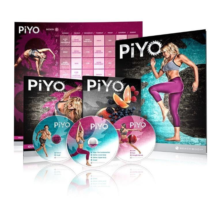 Chalene Johnson PiYo Workout Program