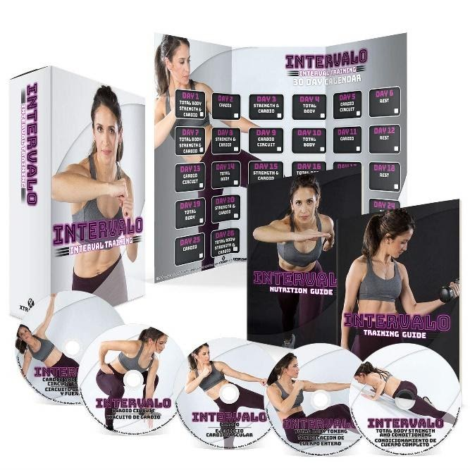 Intervalo 30 Day Workout