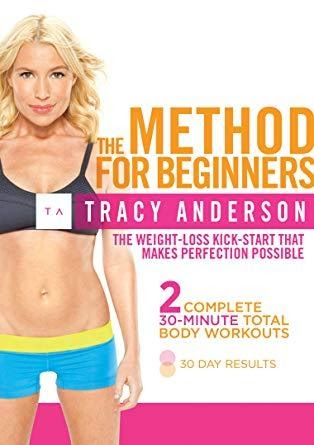 Tracey Anderson: The Method for Beginners